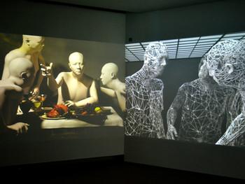 Works by Miao Xiaochun