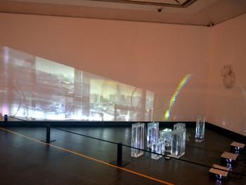 Amrit Chusuwan, Water City, 2011, installation