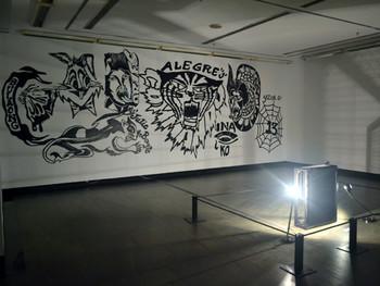 Installation by Kamin Lertchaiprasert