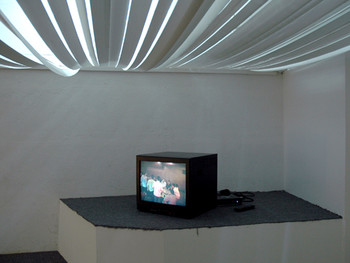 Zheng Guogu, National Day, 2007, video, Vitamin Creative Space, Guangzhou
