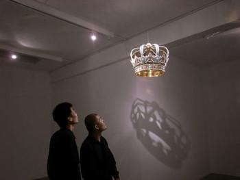 Liu Jianhua, The First Rank of Human Desire, 2007-2008, multi-media.