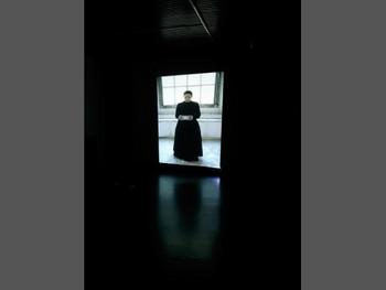 Marina Abromovic, The Kitchen, 2009, video.