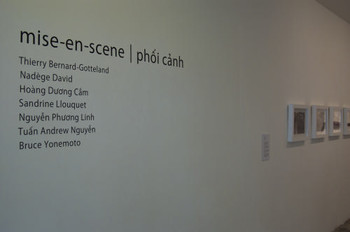 'Mise-en-scene' exhibition at Galerie Quynh. photo courtesy: Galerie Quynh