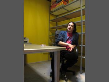 Meeting Nguyen Nhu Huy at ZeroStation
