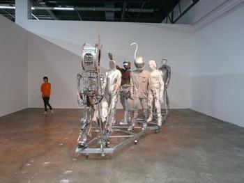 Pawel Althamer, Brodno People, 2010, collaboration with Pawel Buchholz, Marcin Leszczynski, Michal Mioduszewski, Stawomir<br/> Mocarski, Julia Matea Petelska, and Jedrzej Rogozinsk.