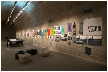 Installation view of 'Inventario 1965-1975.