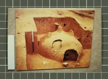 Image: Exhibition documentation of <i>Hong Kong Reincarnated New Lo Ting Archeological Find</i>, 1998.