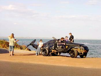 CARnage Whalecar, 2005