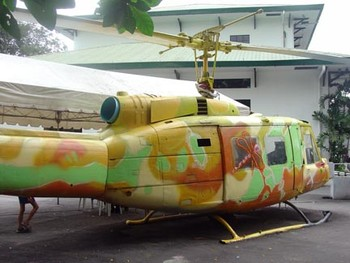 Tutubing Bakal Helicopter Project (work-in-progress), 2008