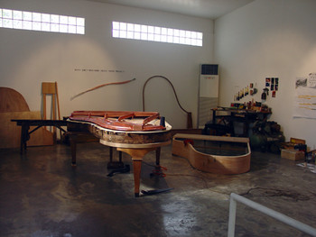 Mang Emo + Mag-himo Grand Piano Project (work-in-progress), 2007,