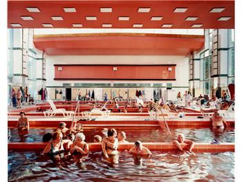 Mud Bath, Hajdúszoboszló, Hungary (ed. 10), 2004
