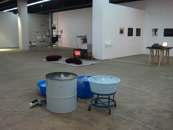 Installation view of the exhibition 'Movement,