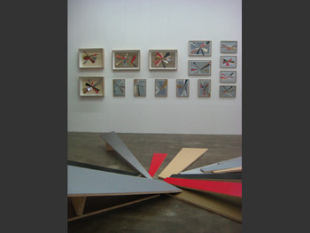 Installation view, Dolores Zinny & Juan Maidagan,