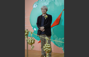Seiji Shimoda (Japan) as one of the officating guests at the opening.