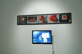 Arai Shininchi (Japan), <i>Happy Japan!</i>, Performance Art in Asia: Exhibition by Invitation 2008.