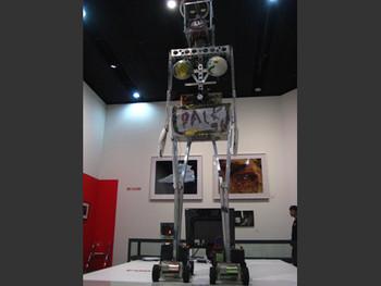 Nam June Paik, Robot K-456, 1964 (1996).