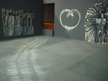 Installation view by Kunyoung Lee.