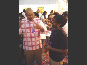 Collector and founder of Devi Art Foundation, Anupam Poddar