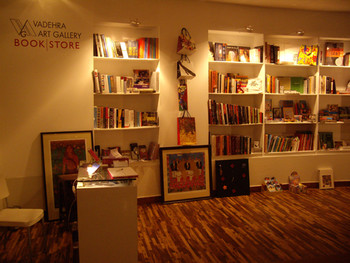 Vadehra Art Gallery Book Store