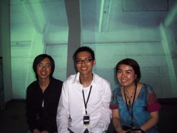 Urich Lau, Michael Lee, Susanna Chung