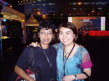 Susie Lingham, Senior Lecturer, Department of Fine Art, Nanyang Academy of Fine Arts, and Susanna C