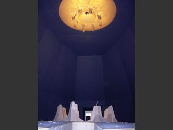 Ilya and Emilia Kabakov, Manas (Utopia City), 2007, installation.