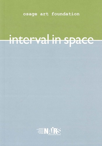 Interval In Space_Cover