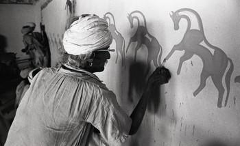 Pithora Rituals, Chota-Udepur (1979)