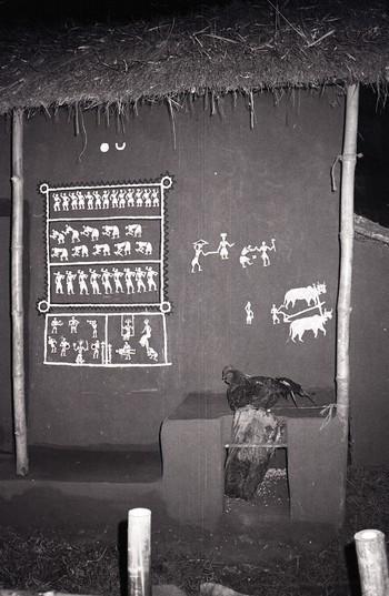 Wall Paintings, Raghurajpur (1987)