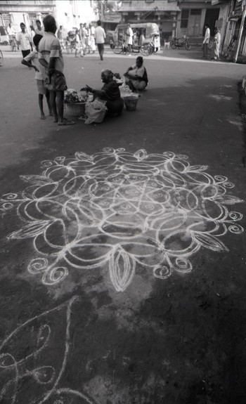 Rangoli from Mylapore, Triplicane and Madras (1993)