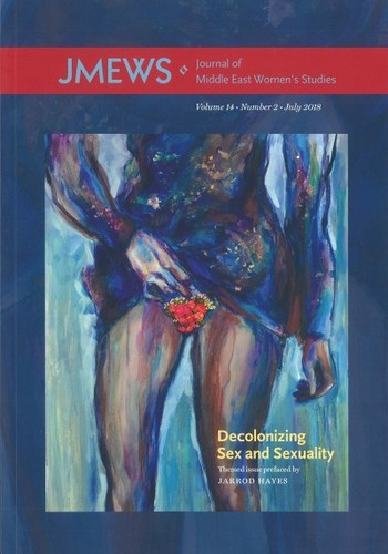Journal of Middle East Women's Studies