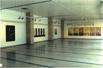 Works by Mao Lizi — Exhibition View