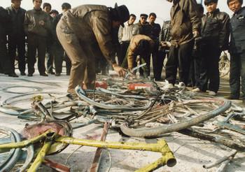 Taiyuan 3 December 1992 (Set of 6 Photographs)