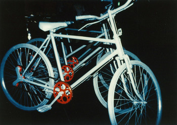 1995 · Bicycle — Exhibition View