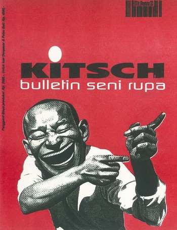 Kitsch Bulletin of Fine Arts (Edition 6)_Cover