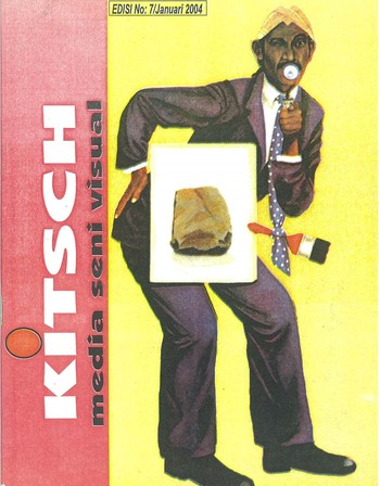 Kitsch Bulletin of Fine Arts (Edition 7; January 2004)_Cover