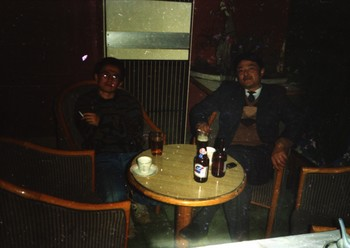 Photographs of Shu Qun with Friends (4 Photographs)