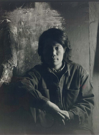 Photograph of Shi Chong