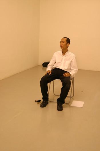 Lee Wen at Future of Imagination