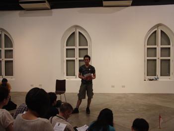 Kai Lam at Future of Imagination 5