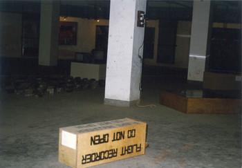 Installation Work Exhibited at the Garage Show
