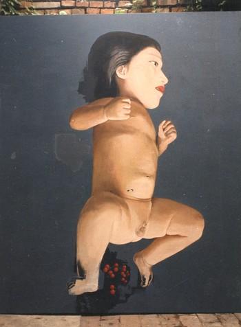 LXT 05296 《BABY》系列 1996. 马六明