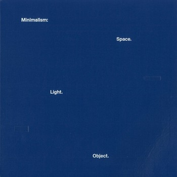 Minimalism Space. Light. Object_Cover