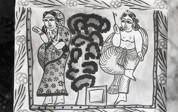 Pata Paintings of West Bengal and Orissa (1987-1988)—Reel 1