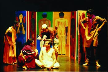 Photograph of Navlakha/Lao Jiu - The Ninth Born—Scene 03