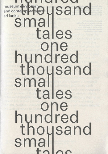 One Hundred Thousand Small Tales
