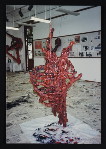 A Work Exhibited in Art For Art 'Sick'