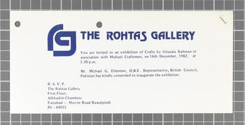 Search   Crafts by Ghazala Rahman   Asia Art Archive