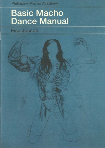 Philippine Macho Academy Basic Macho Dance Manual_Cover