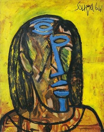 Volte-Face: Souza's Iconoclastic Vision